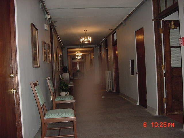 Little Daisy Hotel Jerome Haunted