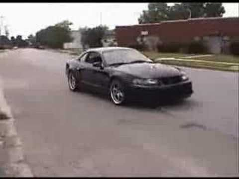 Bad ass Mustang Cobra with Kenne Bell Supercharger   Kai's
