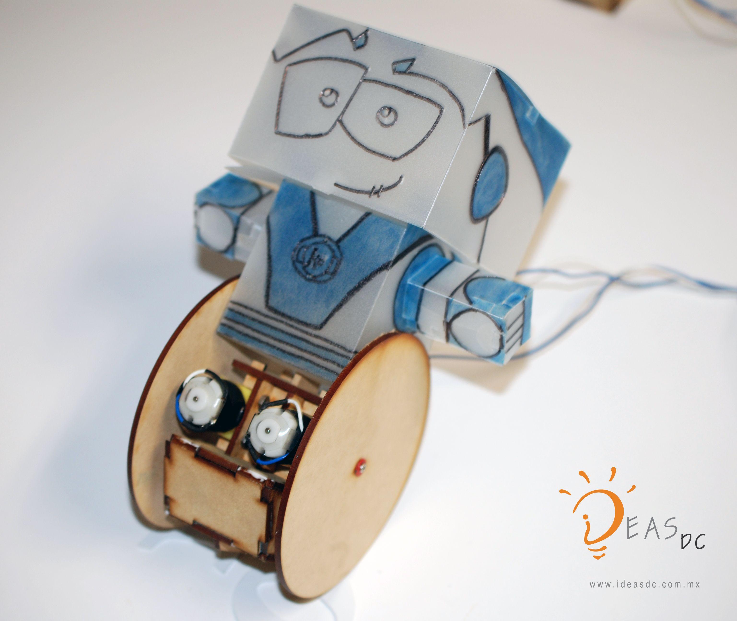 Robot Kevin1 Robot péndulo para batallas campales entre