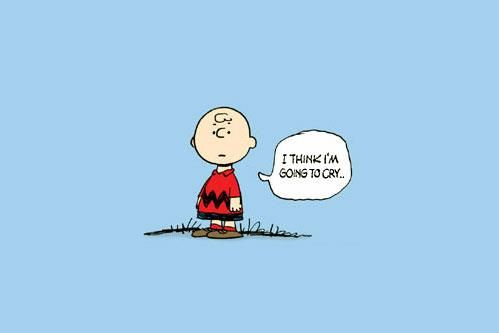 Charlie Brown Quote Wallpaper