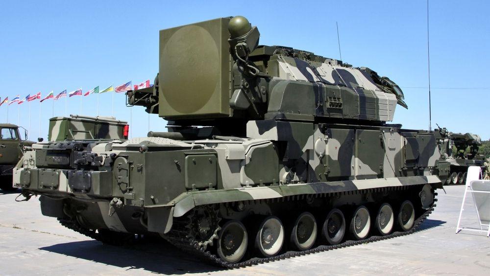 9K330 Tor-M1 (SA-15 Gauntlet) ...