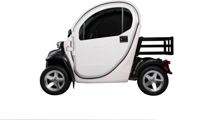 Gem E2 Electric Passenger Vehicle Electric Car Concept Electric Cars Passenger Vehicle