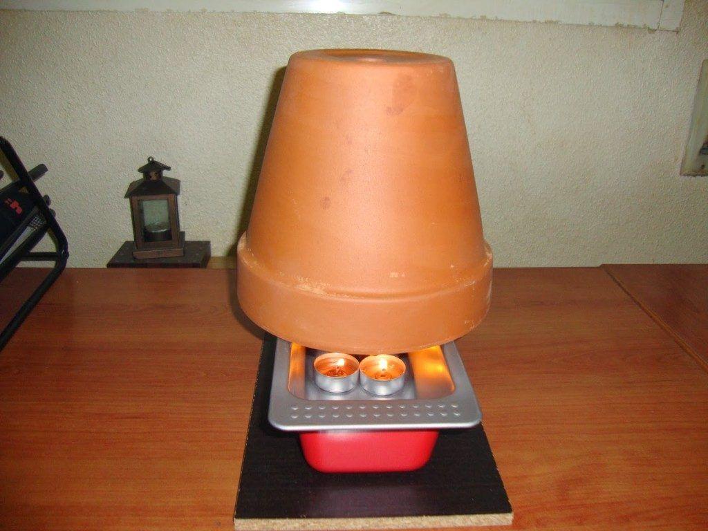 Calefacci N Solar Casera Calefacci N Casera Pinterest Solar  ~ Trucos Para Ahorrar Calefaccion