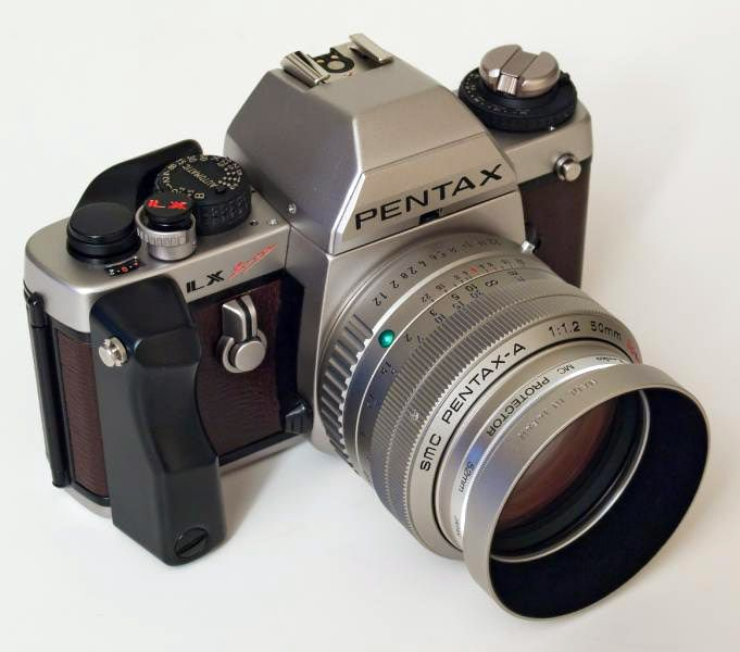 Pentax LX    A Great 35mm Analog SLR wiith equally awesome