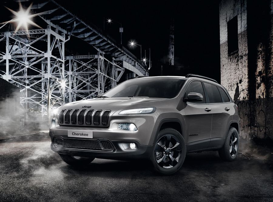 Jeep To Produce The Limited Edition Cherokee Night Eagle Jeep Cherokee Jeep Cherokee
