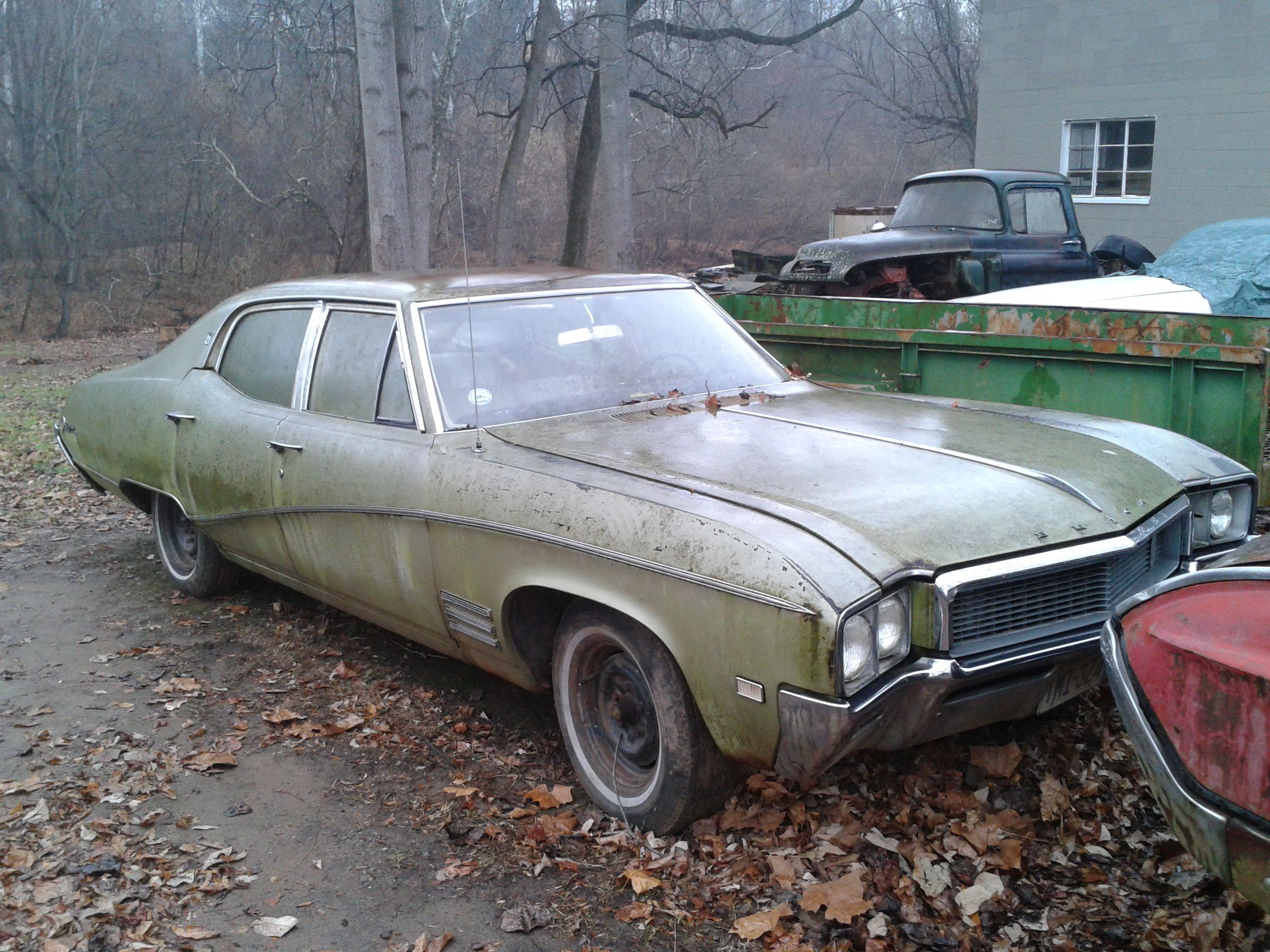 1968 Buick Skylark Custom Sedan. I wanted this car but could not ...