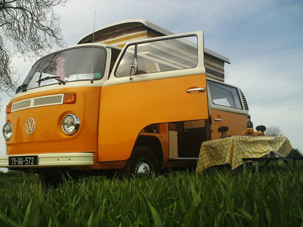 5c875e55eb Volkswagen Campervan Hire Ireland. VW Campervan Rental Ireland ...