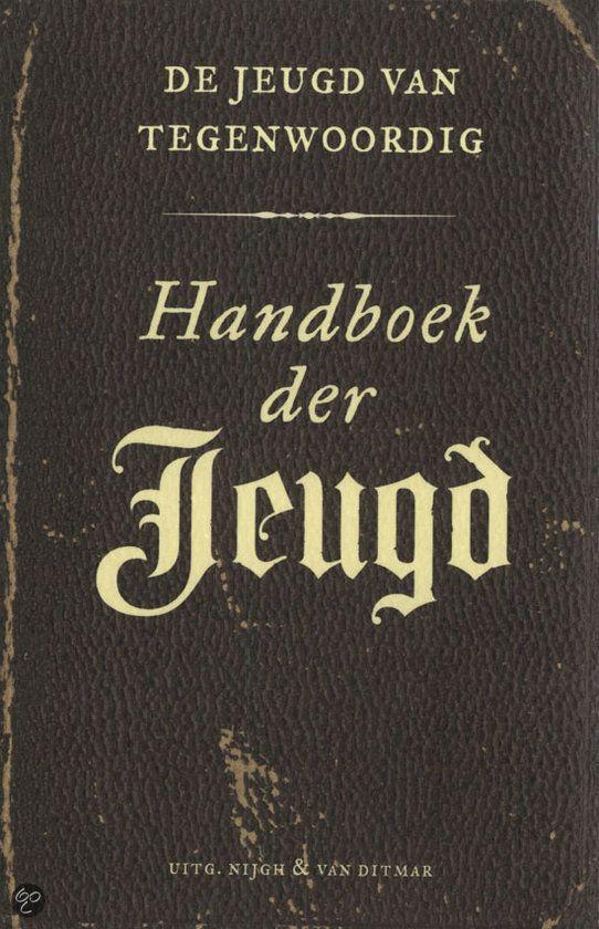 bol.com | Handboek der Jeugd, De Jeugd van Tegenwoordig | 9789038893006 | Boeken