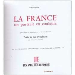 LA FRANCE UN PORTRAIT EN COULEUR Paris et les Provinces Dore Ogrizek