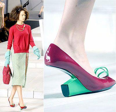 Zapatos de Celia Cruz