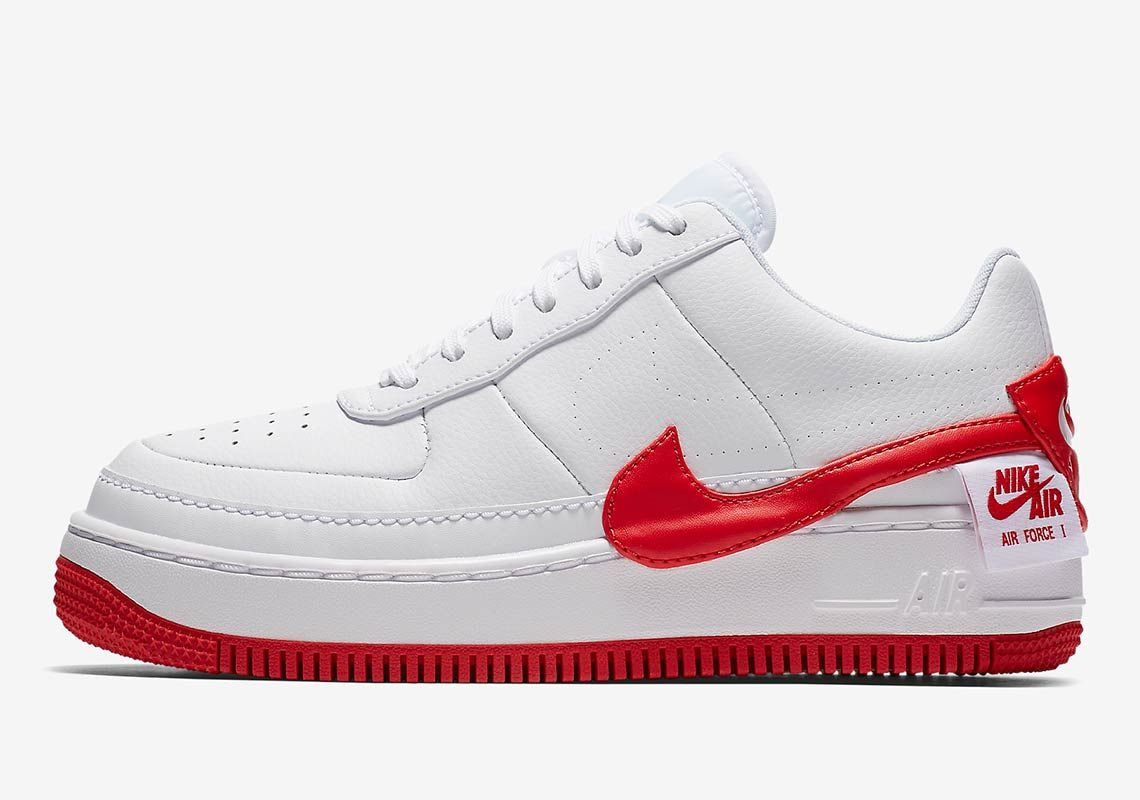 A Classic AF1 Colorway Comes To The Nike Air Force 1 Jester