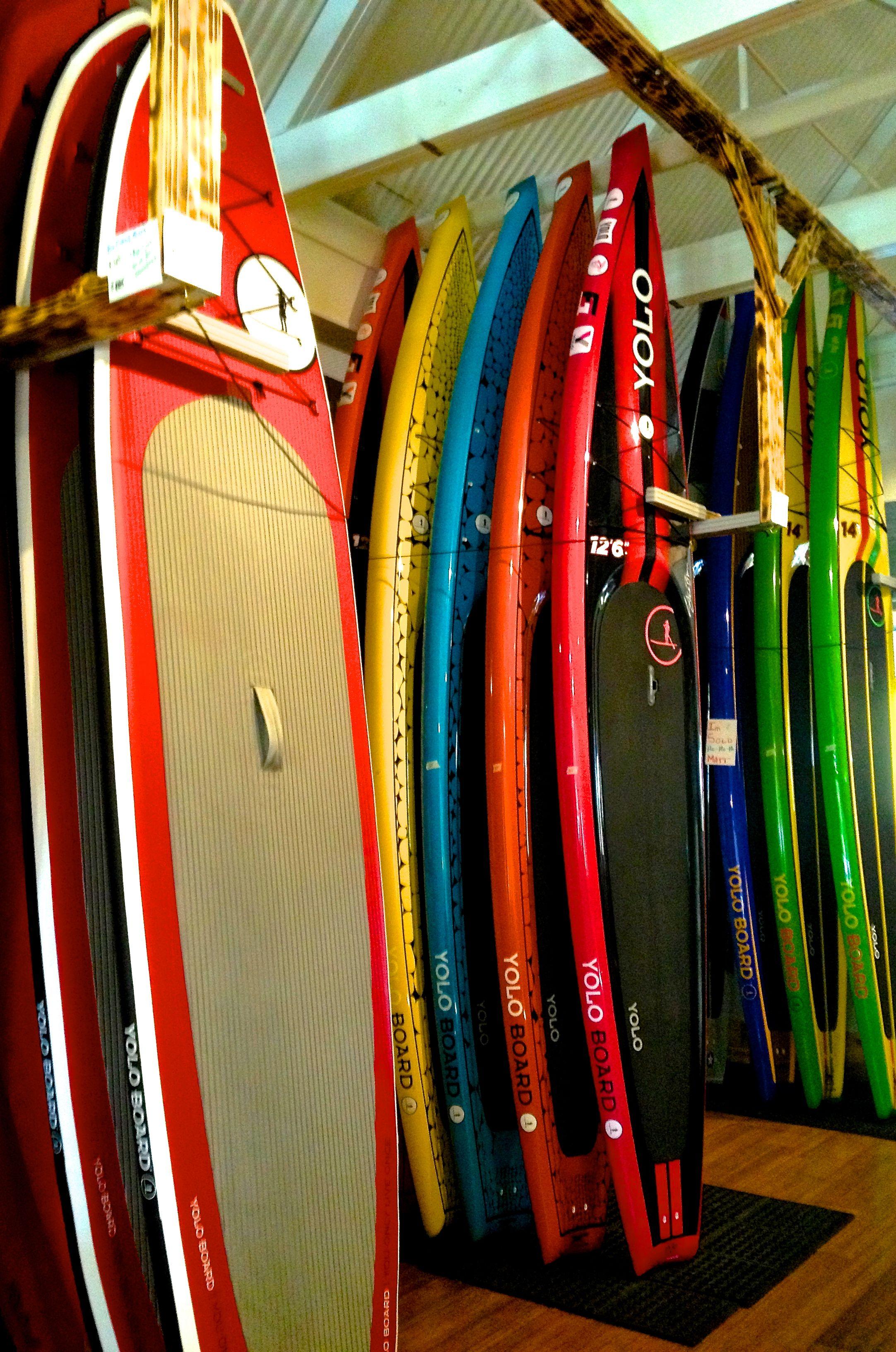 Inside yolo board store in miramar beach fla