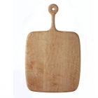 Leather Strap Cutting Boards: Remodelista