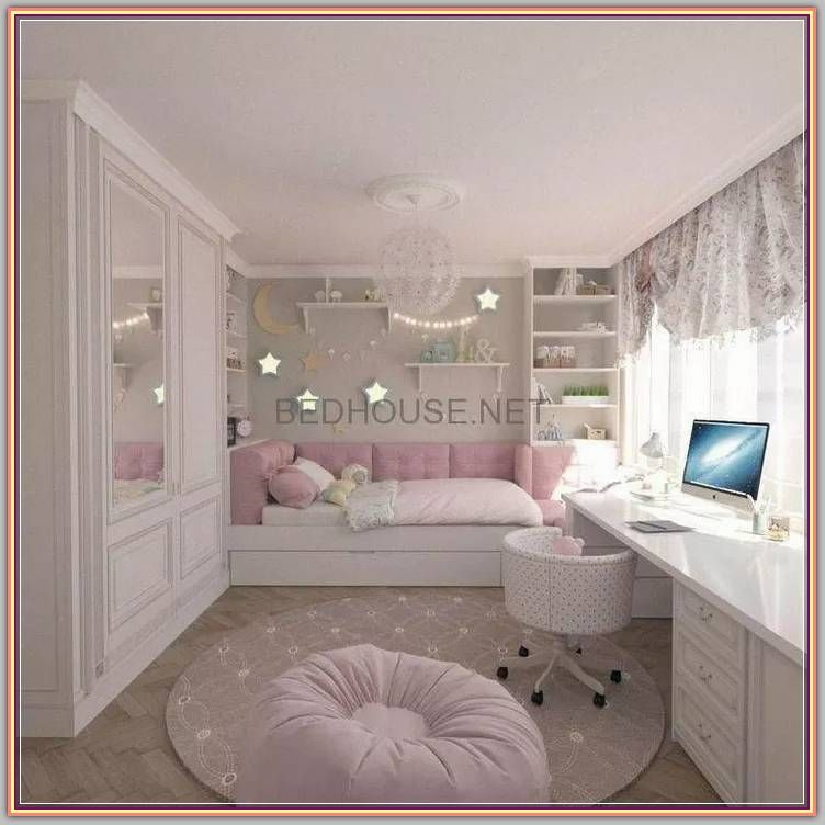 Tips For Achieving A Beautiful Bedroom Interior Design Look Modern Interior Design In 2020 Small Room Bedroom Small Apartment Bedrooms Cute Bedroom Ideas