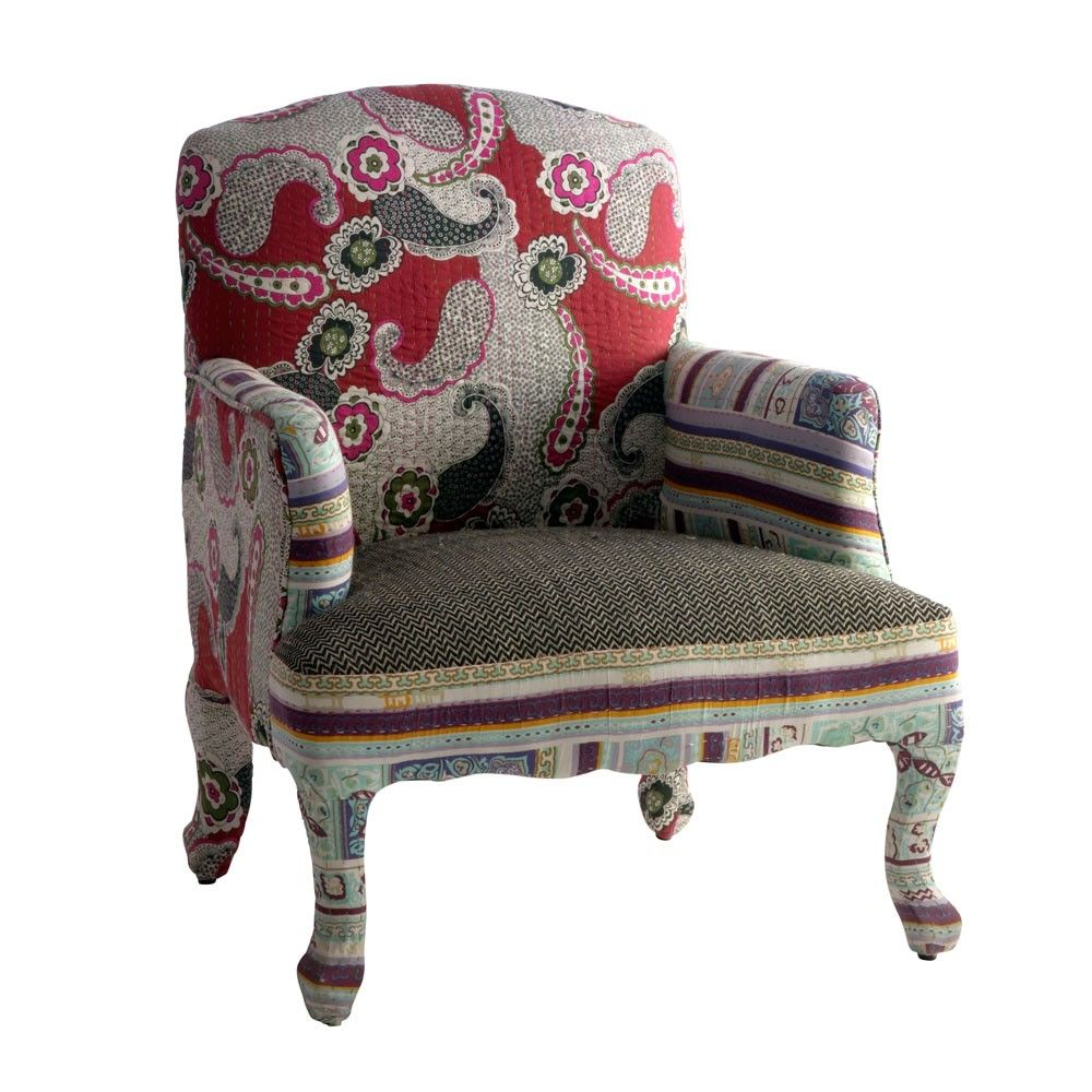 Buy Andrew Martin Kilim Sukma Chair Online From Occa-Home