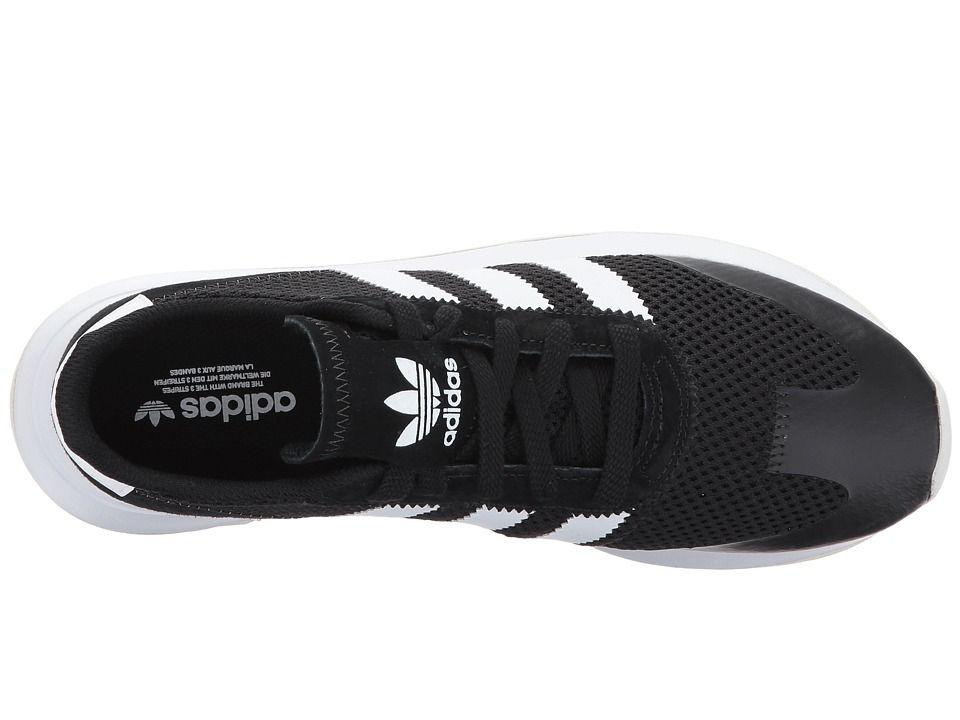 more photos a3196 de8a6 adidas Originals Flashback Women s Running Shoes Core Black Footwear White Core  Black