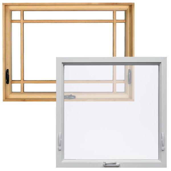 Ultra Woodclad Series Awning Window Window Awnings Small Space Living Windows