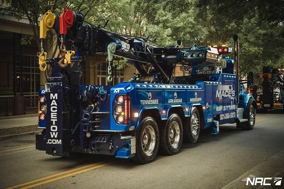 Nrc industries tow truck