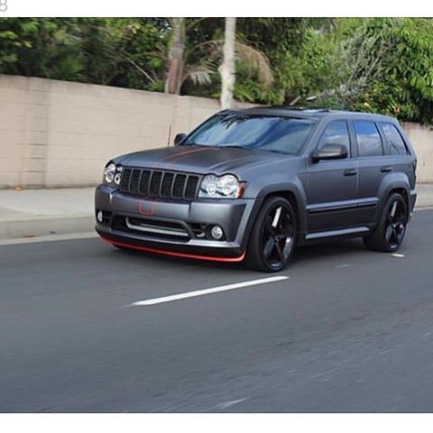 Inspiration For The Jeep Jeep Srt8 Jeep Wk Jeep Cherokee Srt8