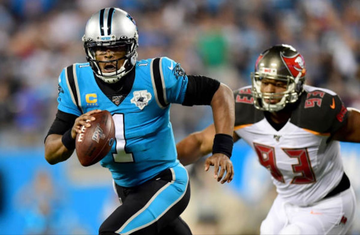 If Cam Newton Is Healthy He Ll Be New England S Starting Quarterback In 2020 Nfl Today Tyrod Taylor Cam Newton