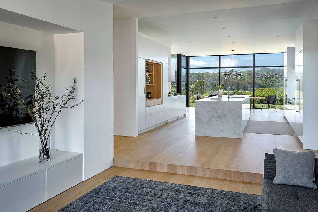 Mill Valley Modern by Tyreus Design Studio