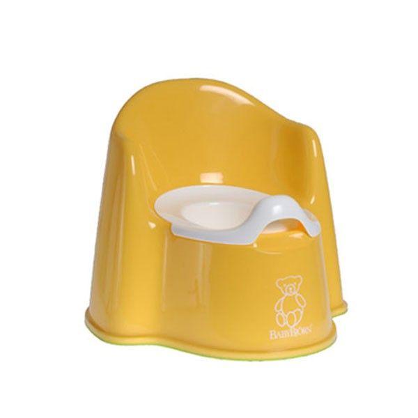 Baby Bjorn Yellow Potty Chair Potty Chair Baby Bjorn Baby Bjorn