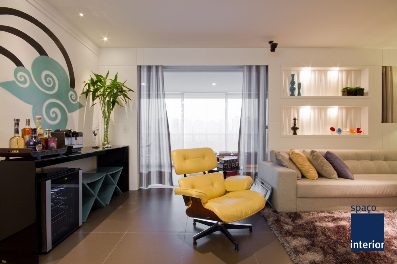 Spaço Interior - Arquitetura e Decoração em Moema - APARTAMENTO PANAMBY O|R