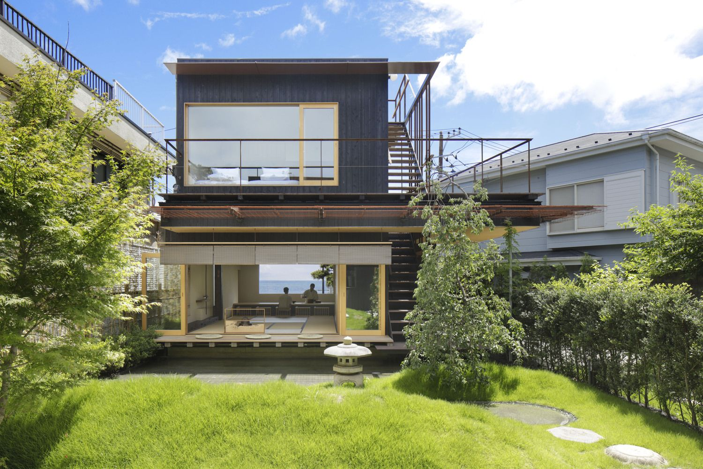 Gallery Of Modern Ryokan Kishi Ke Guest House G Architects Studio 1 In 2020 Architecture Modern Residential Architecture Residential Architecture