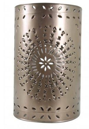 Mexican Tin Wall Sconce Tin Can Art Tin Can Lights Tin Art