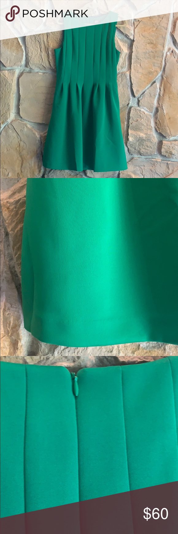 Hp 5 27 Vince Camuto Kelly Green Spring Dress Green Spring Dresses Clothes Design Fashion [ 1740 x 580 Pixel ]