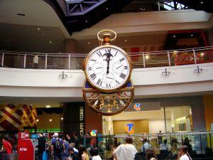 Melb Central Clock 1 Clock Melbourne Alarm Clock