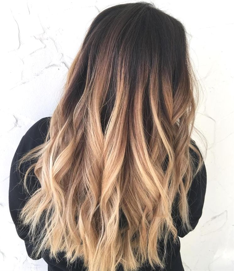 The 50 Sizzling Ombre Hair Color Solutions For Blond Brown Red And