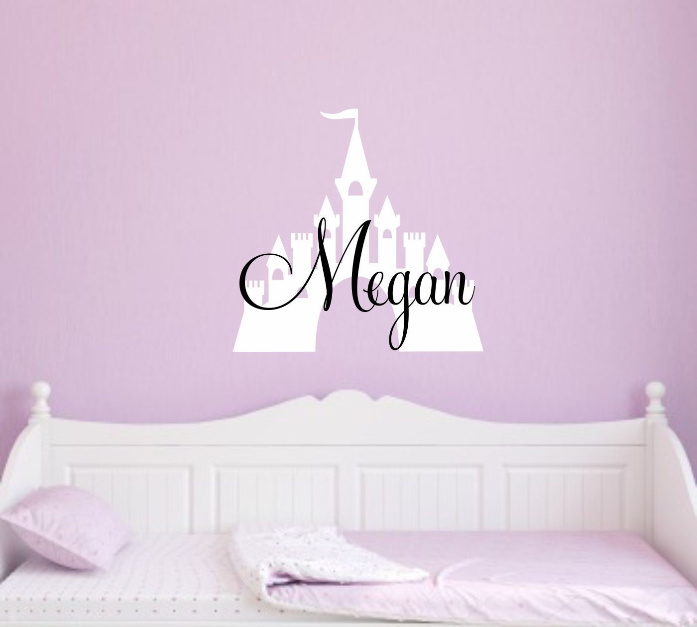 Princess Wall Decal Castle Wall Decal Girl Bedroom Wall Decal Castle Decal Princess Vinyl Decal Princess & Princess Wall Decal Castle Wall Decal Girl Bedroom Wall Decal Castle ...