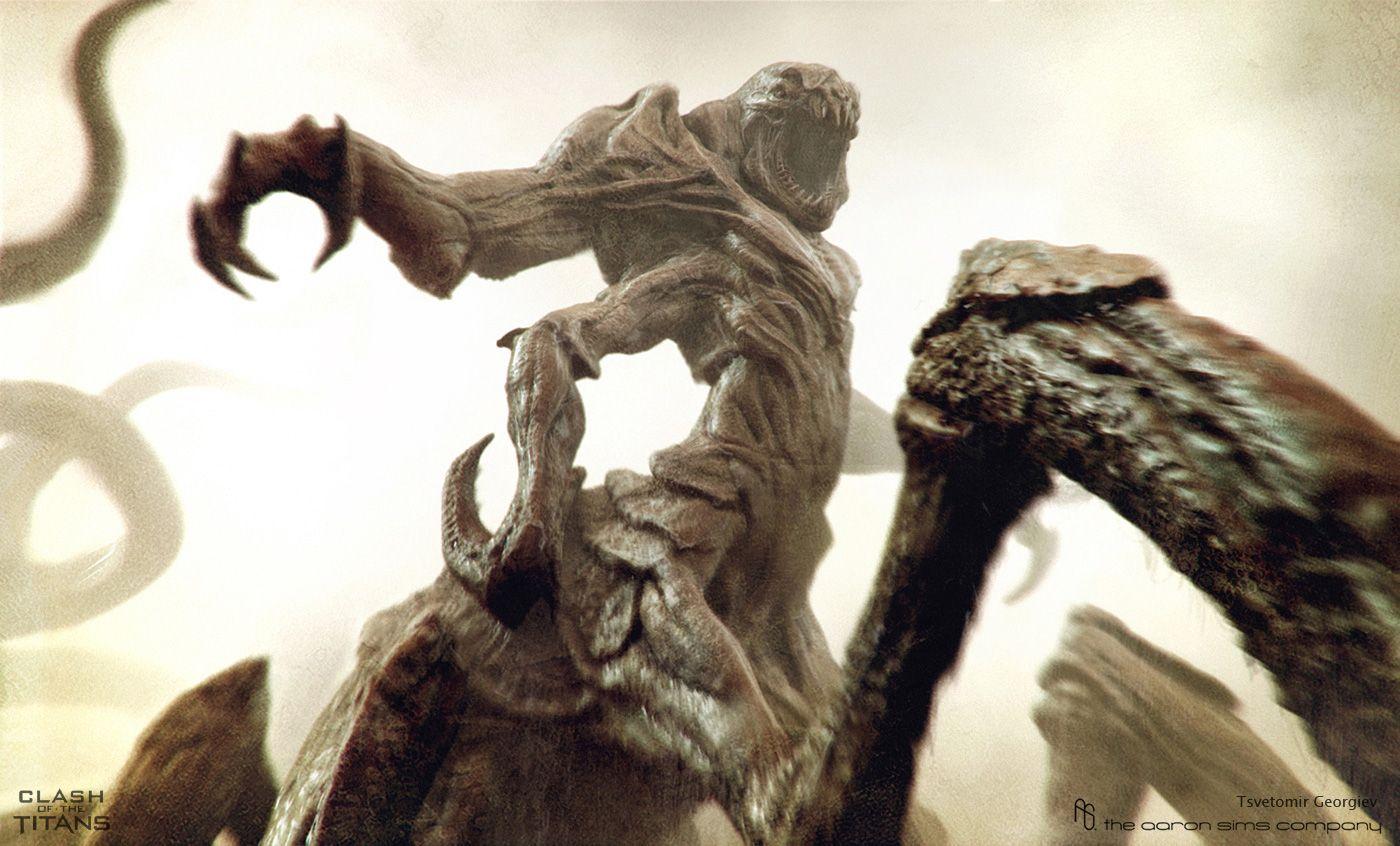 clash of the titans kraken - Bing Images | Bio mechs ...
