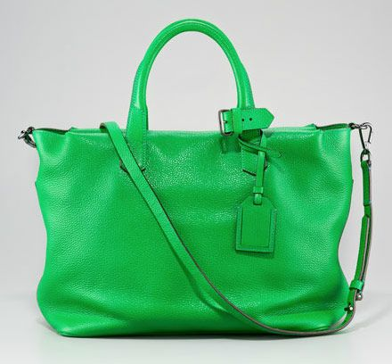 fe7959491a Reed Krakoff -- I might need to buy this bag just because its  hue is named