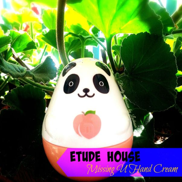 New Review Etude House Missing U Hand Cream Etude House