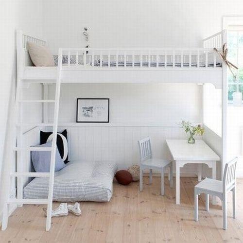 Uberlegen Dieses Traumhafte Hochbett Aus Der Seaside Kollektion Von Oliver Furniture  Vereint Alle Eigenschaften, Die Man Sich