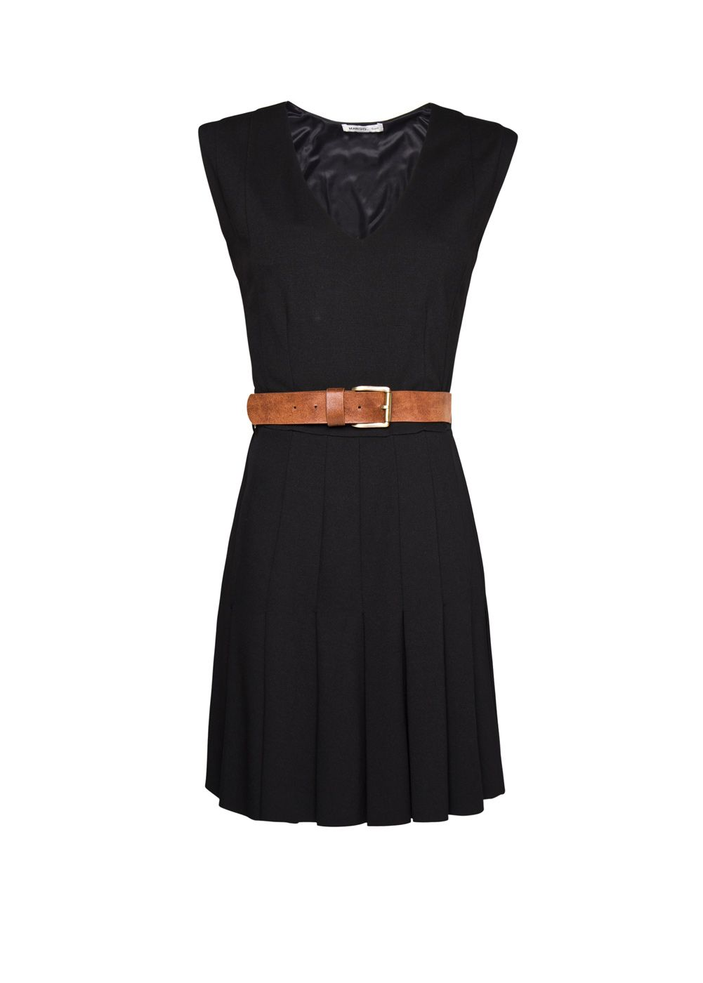 Pleated skirt dress - Women   Lbd, Minimal and Wardrobes e6de1dcdf7