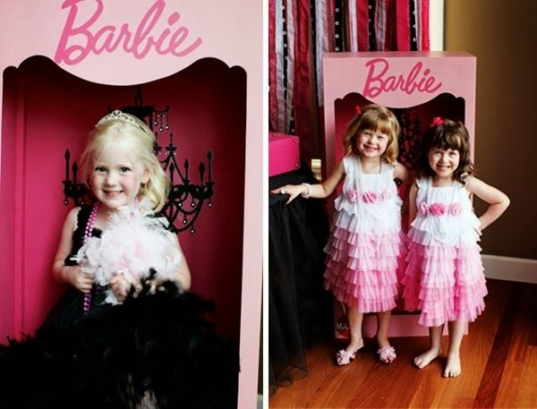 Barbie - Decoración De Fiestas De Cumpleaños