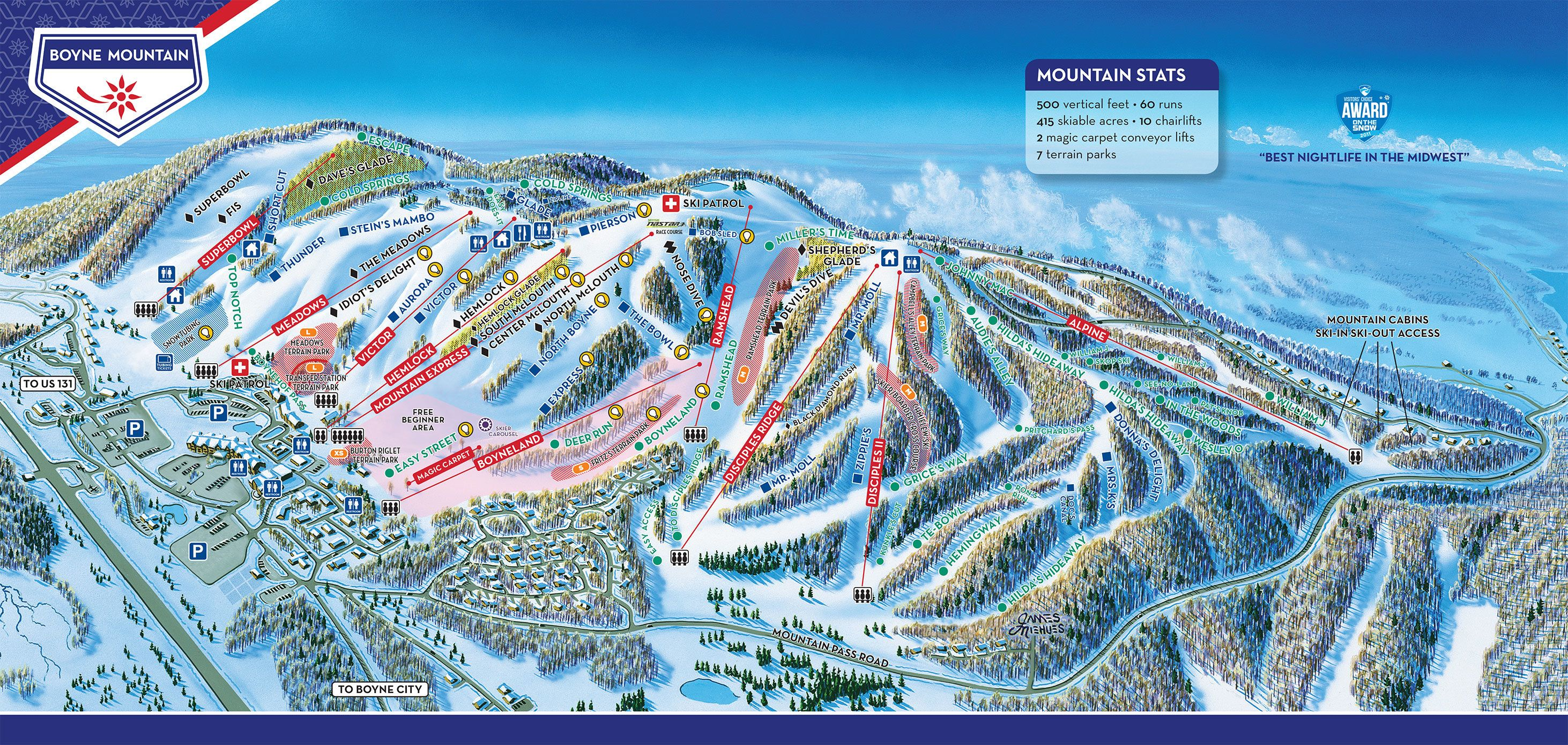 we race on super bowl/fis boyne mountain | been there, done that