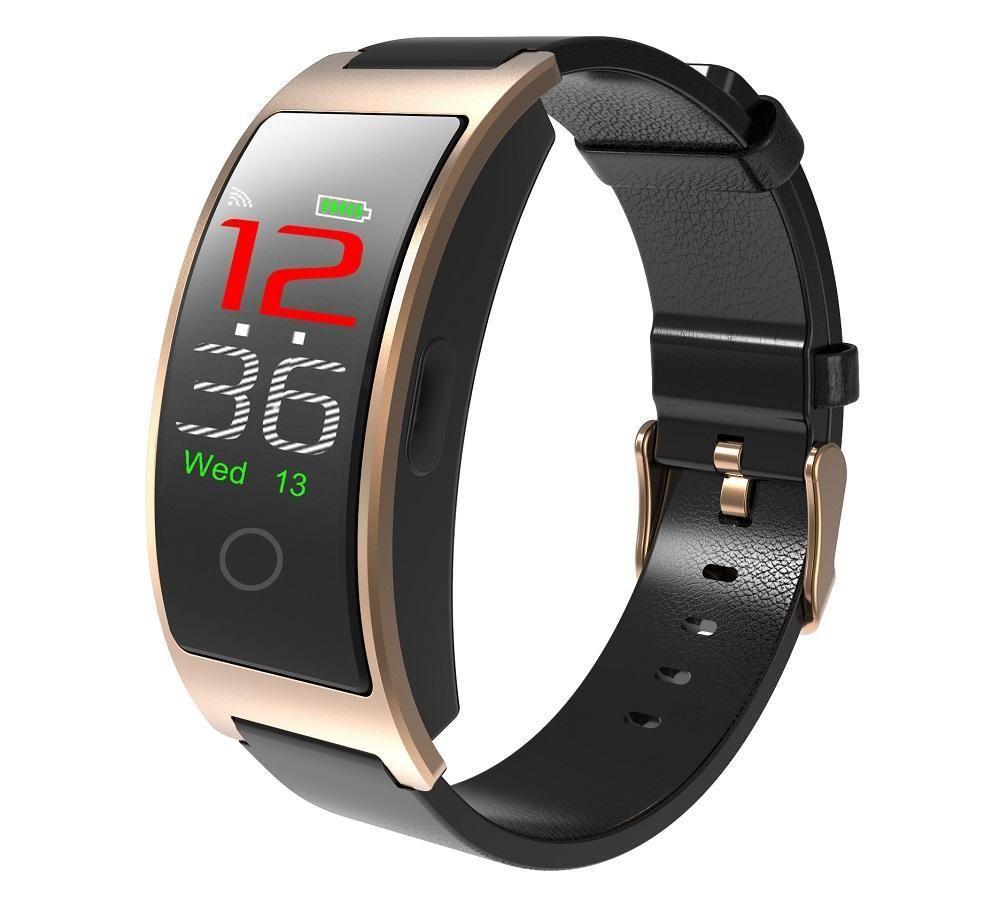 Measure Blood Pressure Heart Rate Colorful Screen Smart Bracelet Blutdruck Smartwatch Herzfrequenz