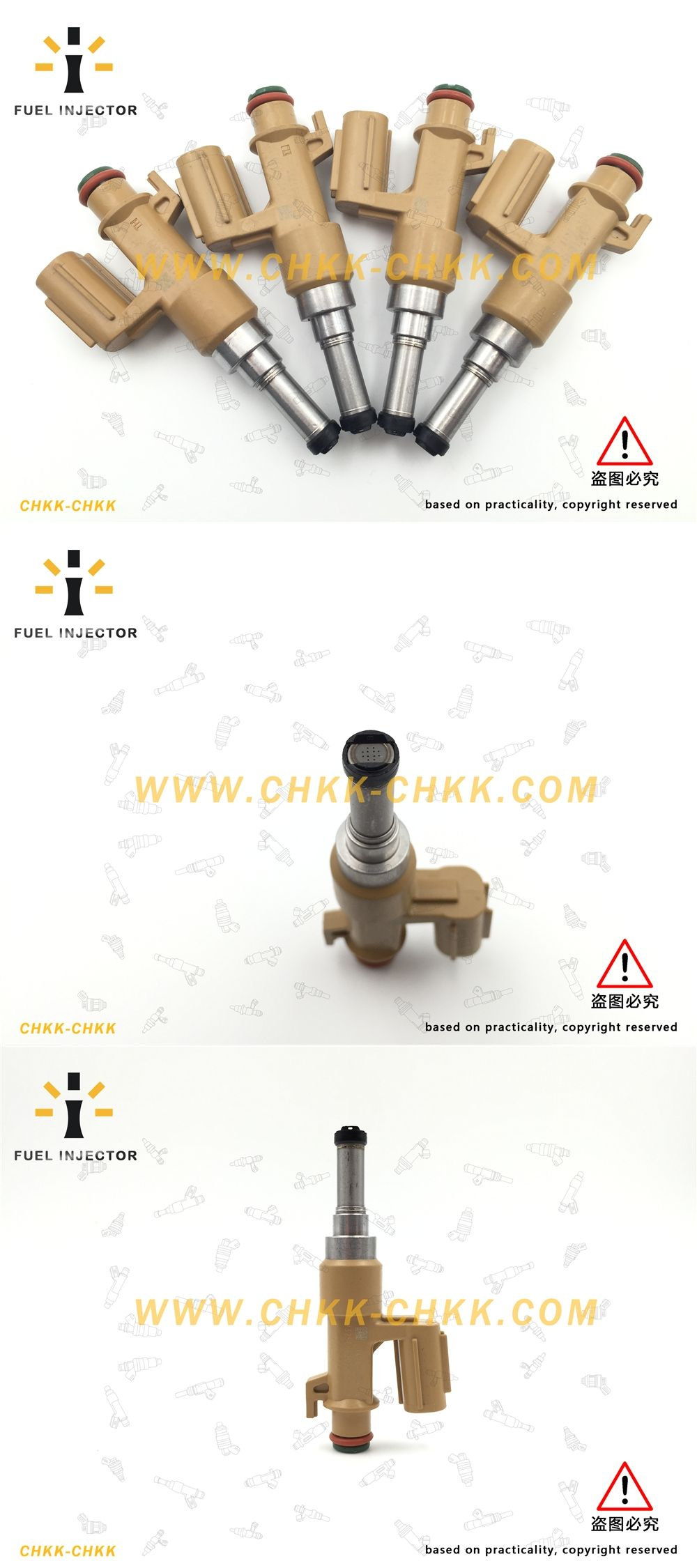 Fuel Injector Nozzle For Toyota Sequoia Land Cruiser 23209 39165 Filter Location Good Quality