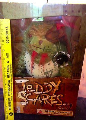 "Teddy Scares Series 2 - ""Eli Wretch"""