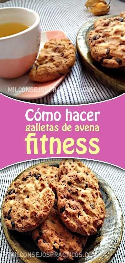 #818599669746386401 #fitnessdiet #galletas #fitness #recetas #frases #cómo #hacer #avena #deCómo hac...