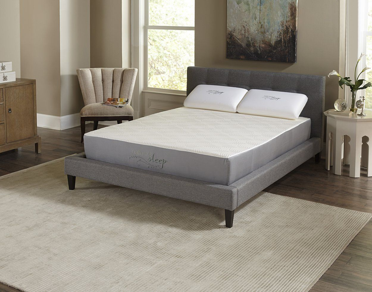 Nature S Sleep 10 Gel Memory Foam Mattress King Review More Details Here This Is An Amazon Affiliate Link I May Earn Commission Fr Mattress Bedroom Furniture Home Decor