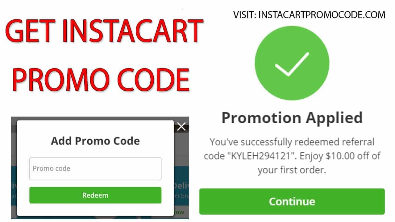 Instacart Promo Code Instacart Is The Latest American Technology And Serves Its Customers Through Its Instacart Mobile Ap In 2020 Instacart Promo Codes Costco Coupons