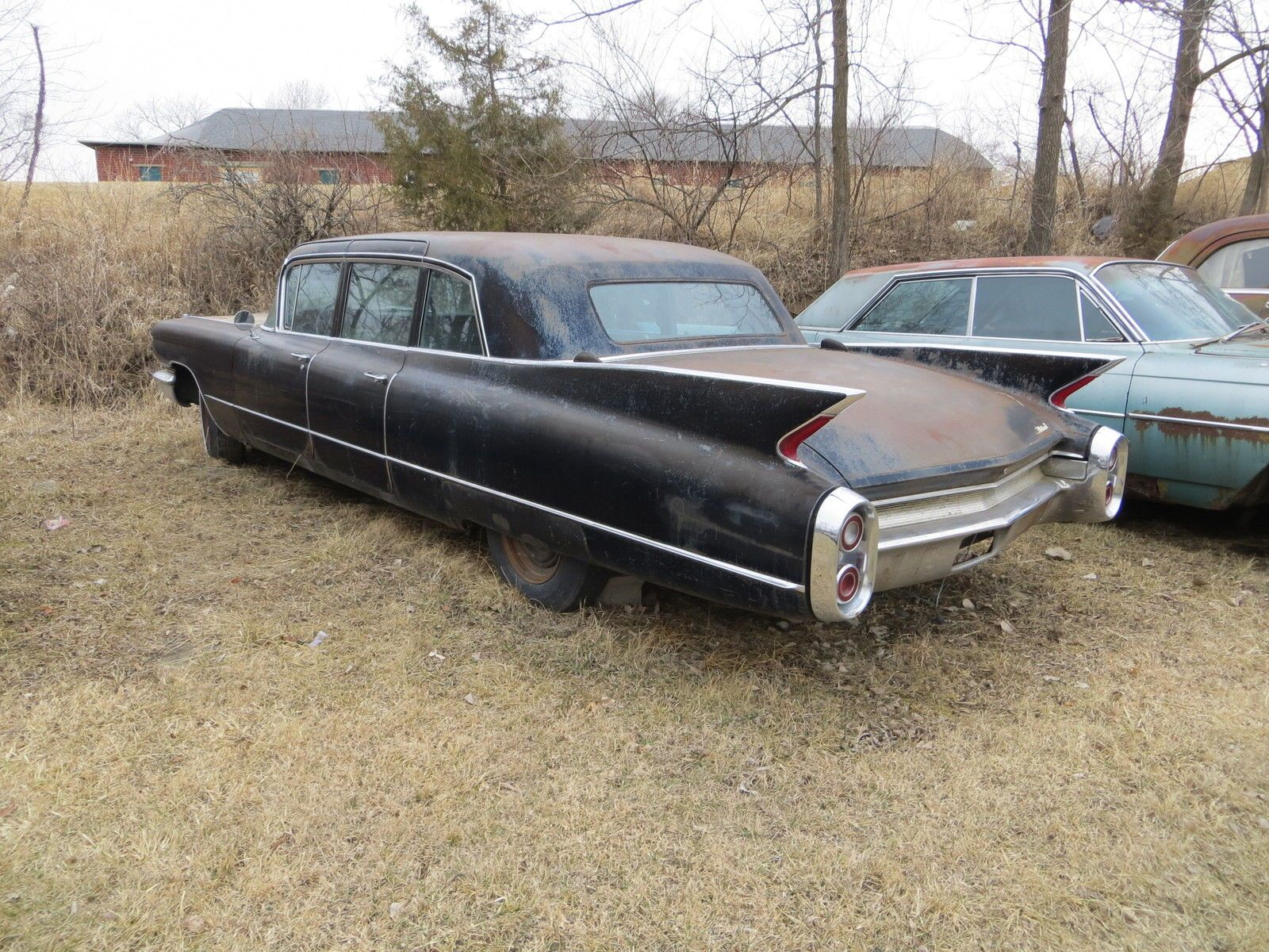 1960 Cadillac Limousine | Limos / Airport Shuttles | Pinterest ...