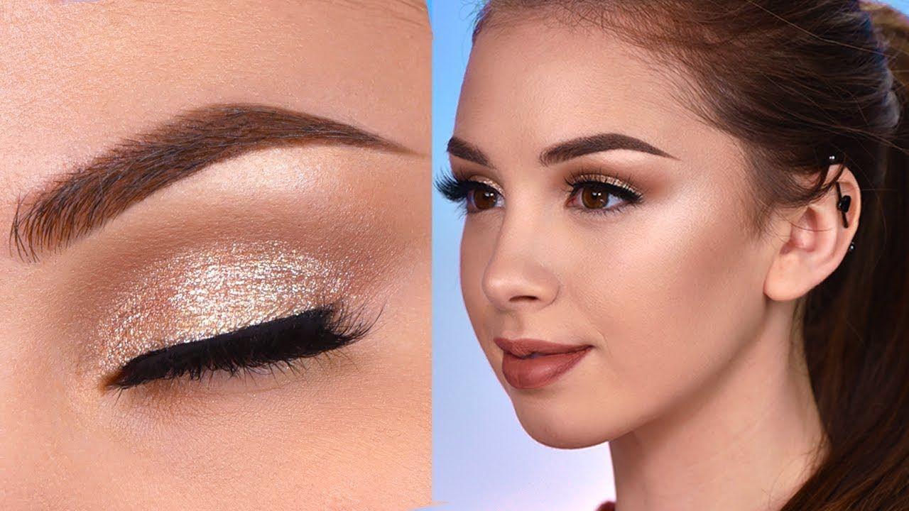Drugstore Prom Makeup Tutorial Natural Easy Prom Makeup Youtube Prom Makeup Tutorial Natural Makeup Tutorial Prom Eye Makeup