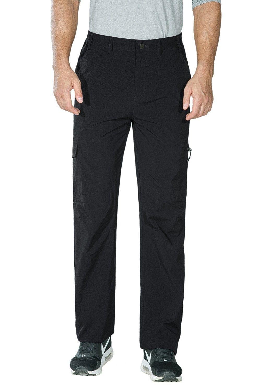 d6d1388d Men's Clothing, Active, Active Pants,Men's Lightweight Water Resistant Quick  Dry Hiking Cargo Pants - Black - CZ17YRYDYG2 #Fashion #Active #men  #shopping ...