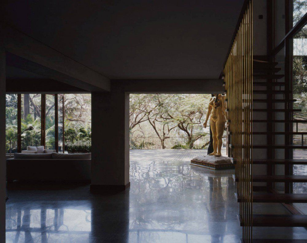 Galería de Casa en Pali Hill / Studio Mumbai - 28 | Casas ...